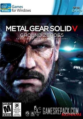 Metal Gear Solid V: Ground Zeroes (2014) Repack от =nemos=