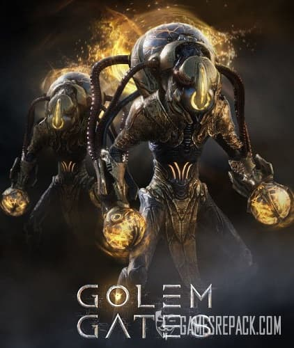 Golem Gates (Laser Guided Games, LLC) (ENG) [L]