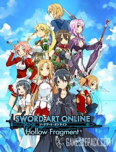 Sword Art Online: Re Hollow Fragment (BANDAI NAMCO Entertainment) (ENG/JAP) [L]