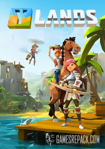 Ylands (Bohemia Interactive) (RUS|ENG|MULTi7) (Early Access) [P]