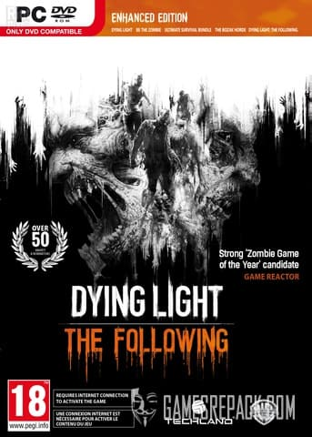 Dying Light: The Following - Enhanced Edition (2016) (RUS/ENG) [Repack] by FitGirl