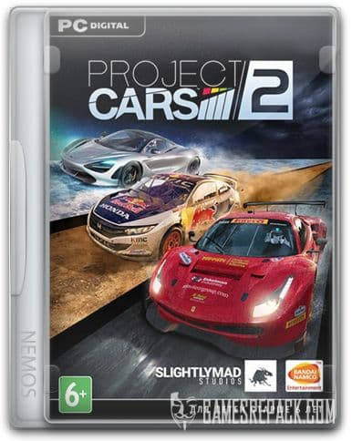 Project CARS 2: Deluxe Edition (2017) RePack от =nemos=