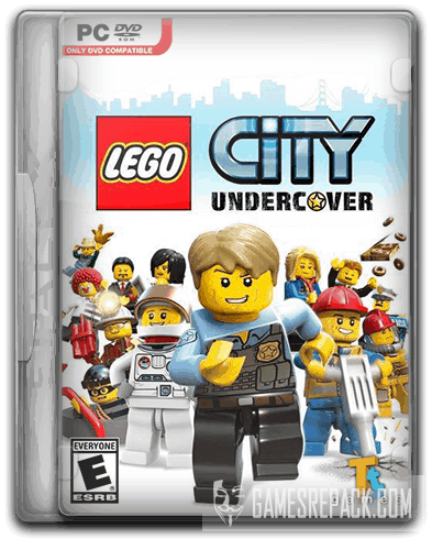 LEGO City Undercover (2017) RePack от SpaceX