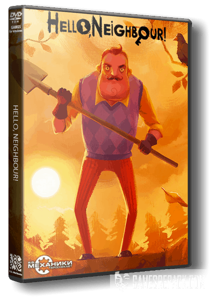 Hello Neighbor (RUS|ENG|MULTI25) [RePack] от R.G. Механики