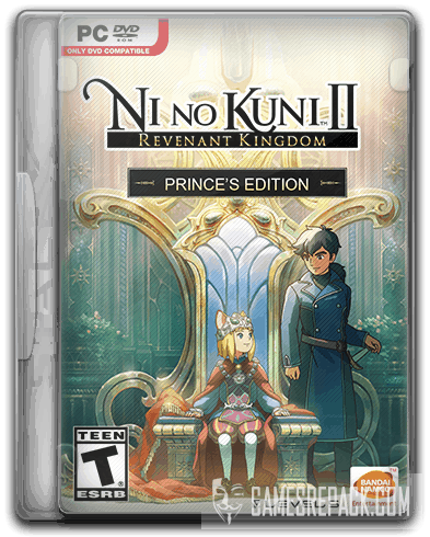 Ni no Kuni II: Revenant Kingdom - The Prince's Edition (2018) RePack от SpaceX