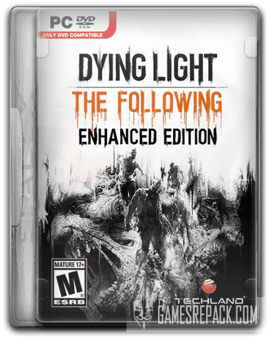 Dying Light: The Following - Enhanced Edition (2015) RePack от SpaceX