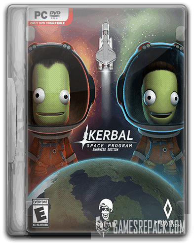 Kerbal Space Program (2017) RePack от SpaceX