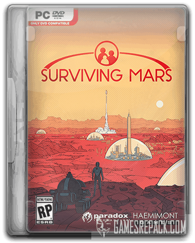 Surviving Mars: Digital Deluxe Edition (2018) RePack от SpaceX