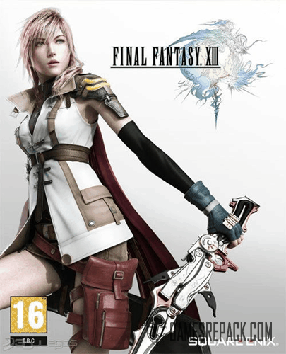 Final Fantasy XIII (Square Enix) (ENG|RUS|MULTI9) [Repack] от R.G. Catalyst
