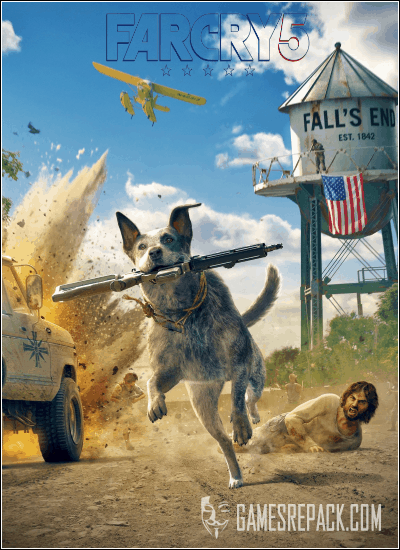 Far Cry 5 (Ubisoft) (RUS|ENG|MULTi15) [L]