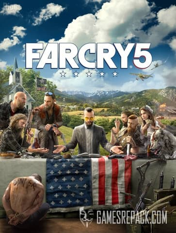 Far Cry 5 (RUS/ENG/MULTI15) [Repack] от FitGirl