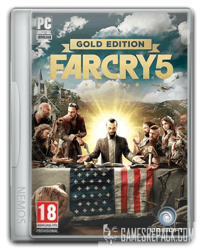 Far Cry 5: Gold Edition (2018) Repack от =nemos=