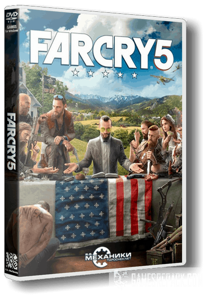Far Cry 5 (RUS|ENG) [Repack] от R.G. Механики