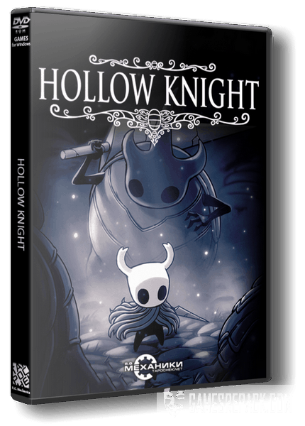 Hollow Knight (RUS|ENG|MULTI10) [RePack] от R.G. Механики