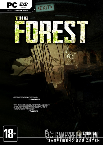 The Forest (Endnight Games Ltd) (RUS|ENG|MULTi) [L]