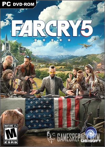 Far Cry 5 (Ubisoft) (RUS/ENG/MULTi15) [Repack] от R.G. Catalyst