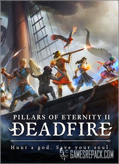 Pillars of Eternity II: Deadfire (Versus Evil, Obsidian Entertainment) (RUS|ENG|MULTi9) [GOG]