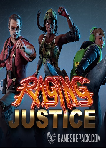 Raging Justice (Team17 Digital Ltd) (ENG|MULTi7) [L]