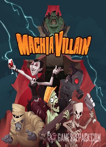 MachiaVillain (Good Shepherd Entertainment) (RUS|ENG|MULTI) [GOG]