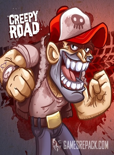 Creepy Road (Groovy Milk, GrabTheGames) (RUS|ENG|MULTi11) [L]
