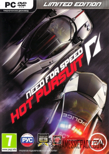 Need for Speed: Hot Pursuit - Limited Edition (2010) (RUS|ENG) [RePack] от xatab