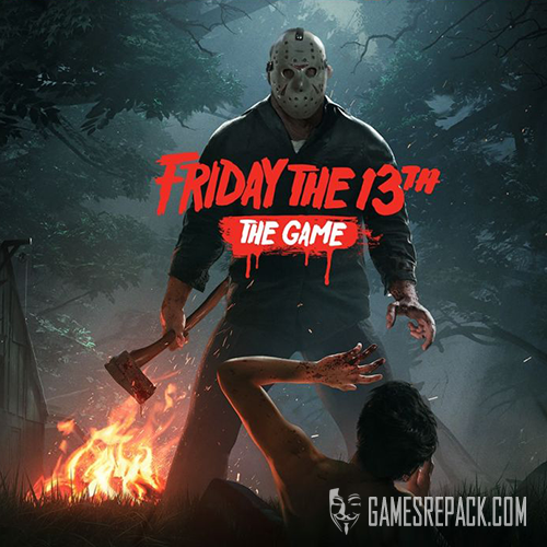 Friday the 13th: The Game (2017) (RUS|ENG) [Repack] от xatab