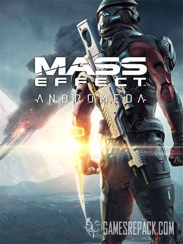 Mass Effect: Andromeda - Super Deluxe Edition (2017) (RUS/ENG/MULTi9) [Repack] by FitGirl
