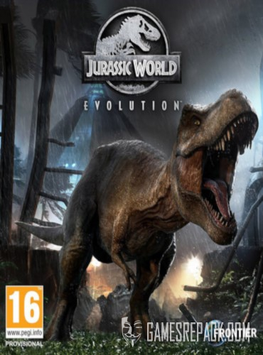 Jurassic World Evolution Deluxe (Frontier Developments) (RUS|ENG|MULTi9) [Steam-Rip] vano_next