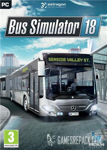 Bus Simulator 18 (astragon Entertainment GmbH) (RUS|ENG|MULTi12) [Steam-Rip] vano_next