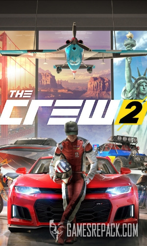 The Crew 2 (Ubisoft) (RUS|ENG|MULTi) [UplayRip]