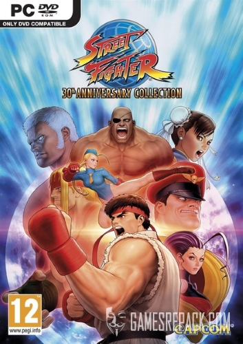 Street Fighter 30th Anniversary Collection (Capcom U.S.A, Inc.) (ENG/MULTi10) [L]