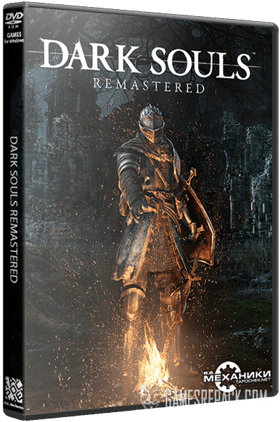 Dark Souls Remastered (RUS|ENG|MULTI11) [Repack] от R.G. Механики