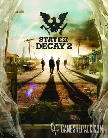 State of Decay 2 (2018) (RUS/ENG/MULTI) [Repack] by FitGirl