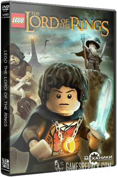 LEGO The Lord of the Rings (RUS|ENG) [RePack] от R.G. Механики