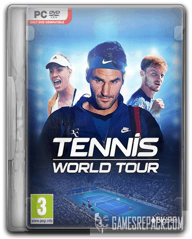 Tennis World Tour (2018) RePack от SpaceX