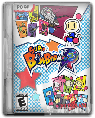 Super Bomberman R (2018) RePack от SpaceX