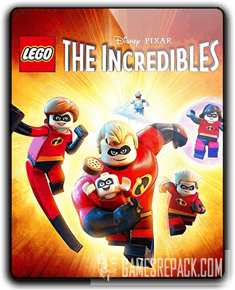 LEGO The Incredibles (2018) RePack от qoob