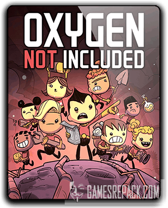 Oxygen Not Included (2017) RePack от qoob