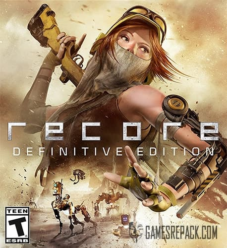 ReCore: Definitive Edition (2016) (RUS/ENG/MULTI11) [Repack] by FitGirl