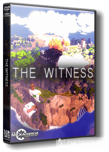 The Witness (RUS|ENG|MULTI12) [RePack] от R.G. Механики