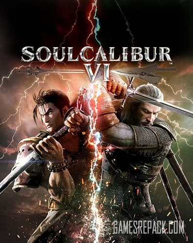 SOULCALIBUR VI (BANDAI NAMCO Entertainment) (RUS|ENG|JAP|MULTi11) [L]