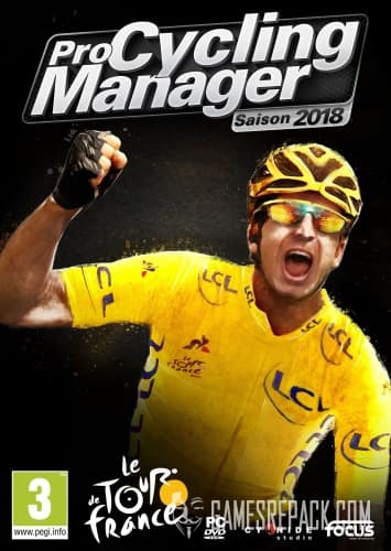 Pro Cycling Manager 2018 (Focus Home Interactive) (ENG|MULTi9) [L]