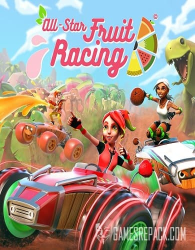 All-Star Fruit Racing (PQube Limited) (RUS|ENG|MULTi) [L]
