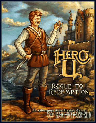 Hero-U: Rogue to Redemption (Transolar Games) (ENG) [GOG]