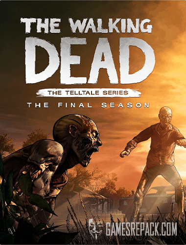 The Walking Dead: The Final Season (Telltale Games) (RUS|ENG|MULTi9) [GOG]