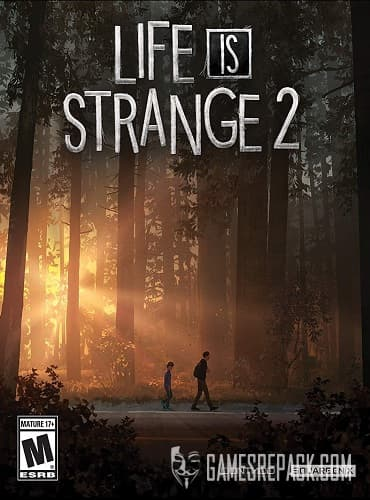 Life is Strange 2 (Square Enix) (RUS|ENG|MULTi)