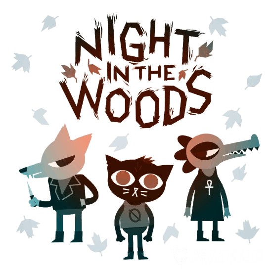 Night in the Woods: Weird Autumn Edition (Finji) (ENG) [GOG]