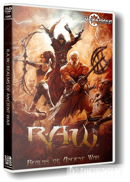 R.A.W.: Realms of Ancient War (RUS|ENG|MULTI8) [RePack] от R.G. Механики