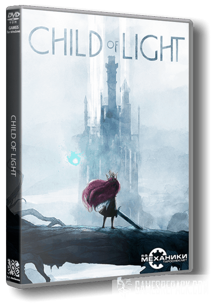 Child of Light (RUS|ENG) [RePack] от R.G. Механики