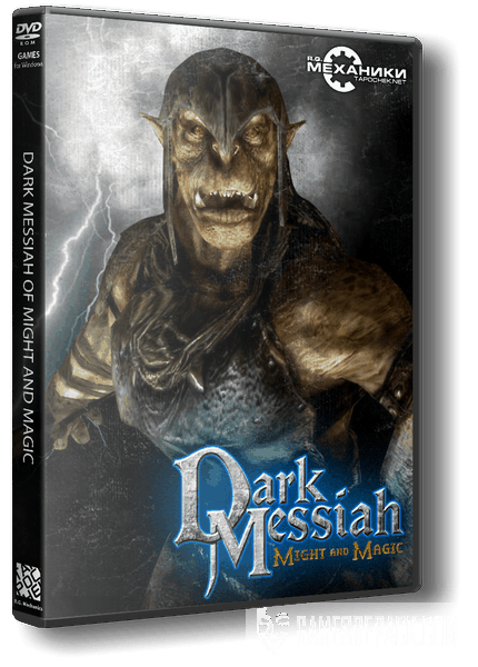 Dark Messiah of Might and Magic (RUS|ENG) [Rip] от R.G. Механики